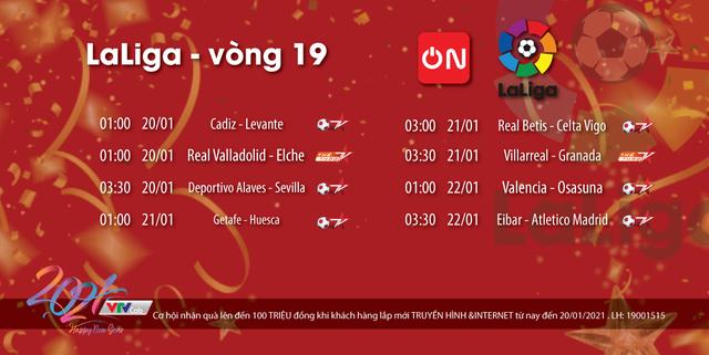 La Liga và Bundesliga trên VTVcab: Tâm điểm cuộc chiến top đầu - ảnh 1