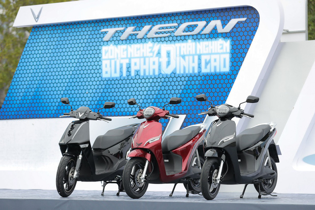Trang bị đỉnh cao, bộ đôi xe máy điện hot của VinFast sẽ được định giá như thế nào? - Ảnh 1.