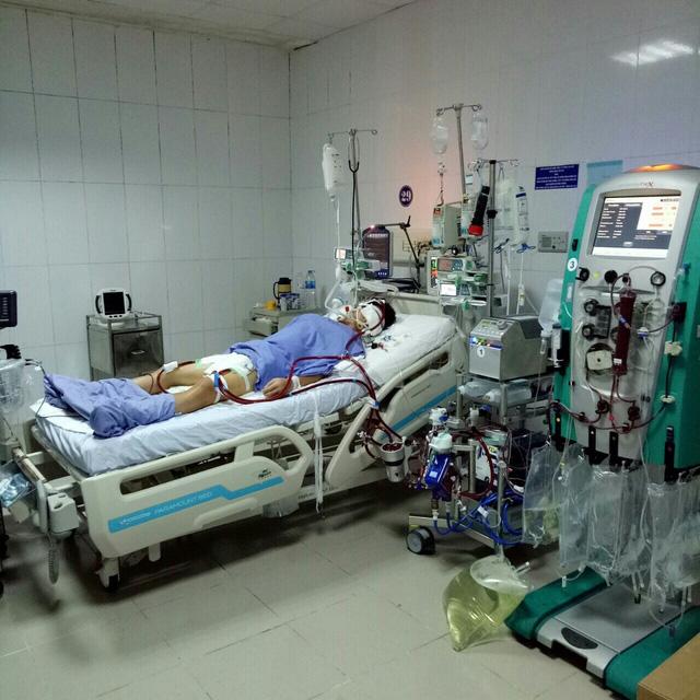 Cứu bệnh nhân suy hô hấp, suy đa tạng do viêm cơ tim cấp - Ảnh 1.