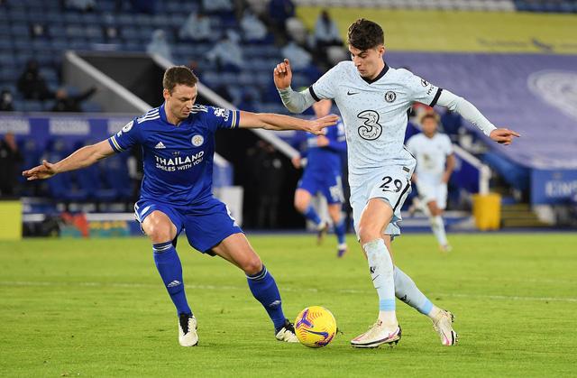Vòng 18 Ngoại hạng Anh: Thắng Chelsea, Leicester giành ngôi đầu bảng - Ảnh 3.