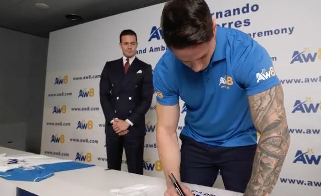 Fernando Torres biến hình thành lực sĩ ở tuổi 36 - Ảnh 4.