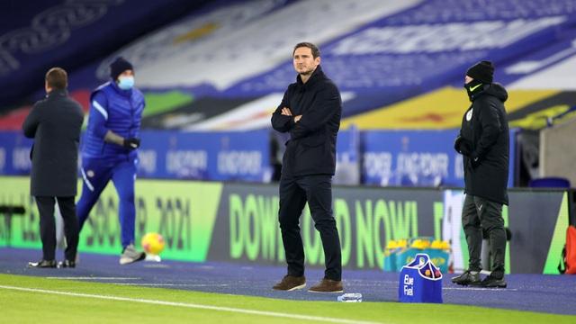 Frank Lampard: Chelsea chưa sẵn sàng cạnh tranh cho chức vô địch - Ảnh 2.
