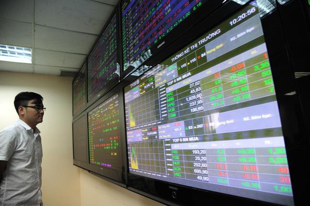 Thị trường chứng khoán phiên chiều 20/1 ổn định, lấy lại sắc xanh - ảnh 1