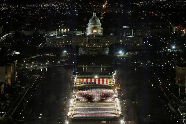 Nước Mỹ trước giờ phút chuyển giao quyền lực giữa hai đời Tổng thống - ảnh 23