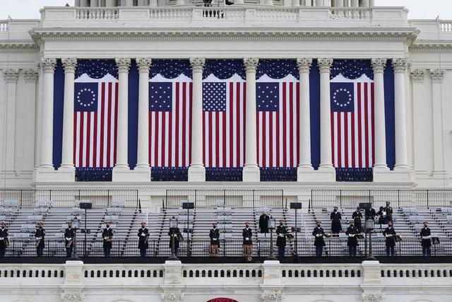 Nước Mỹ trước giờ phút chuyển giao quyền lực giữa hai đời Tổng thống - ảnh 2