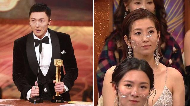 Vương Hạo Tín lại bị chỉ trích khi không cảm ơn vợ trong bài phát biểu nhận giải mới - Ảnh 1.