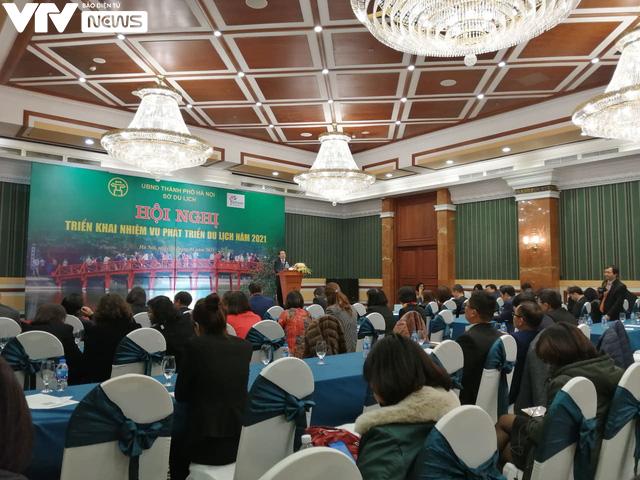 Nhân SEA Games 31, Hà Nội đặt mục tiêu kích cầu du lịch nội địa đón 15 triệu lượt khách - Ảnh 1.