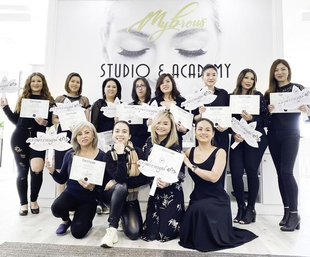 SexybrowGH - Kỹ thuật phun xăm đỉnh cao và sự đón nhận từ các Master chuyên nghiệp tại Việt Nam - Ảnh 5.