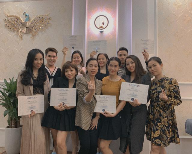 SexybrowGH - Kỹ thuật phun xăm đỉnh cao và sự đón nhận từ các Master chuyên nghiệp tại Việt Nam - Ảnh 6.