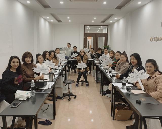 SexybrowGH - Kỹ thuật phun xăm đỉnh cao và sự đón nhận từ các Master chuyên nghiệp tại Việt Nam - Ảnh 7.