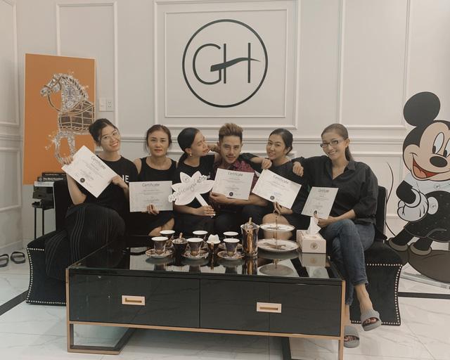 SexybrowGH - Kỹ thuật phun xăm đỉnh cao và sự đón nhận từ các Master chuyên nghiệp tại Việt Nam - Ảnh 8.