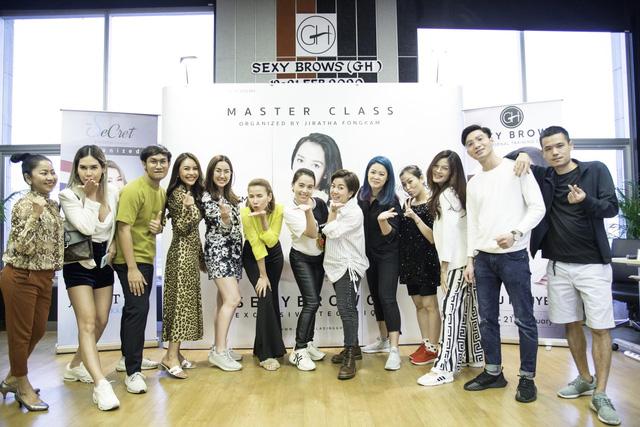 SexybrowGH - Kỹ thuật phun xăm đỉnh cao và sự đón nhận từ các Master chuyên nghiệp tại Việt Nam - Ảnh 4.