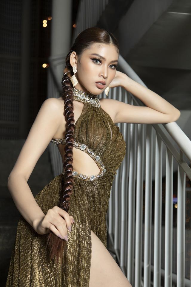 Á hậu Ngọc Thảo đại diện Việt Nam thi Miss Grand International 2021 - Ảnh 6.