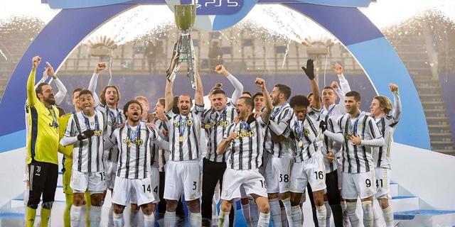 Juventus 2-0 Napoli: Ronaldo lập công, Juventus vô địch Siêu cúp Italia - Ảnh 6.