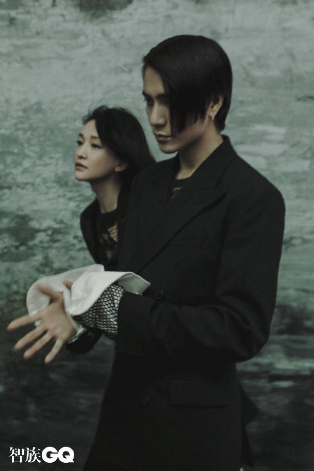 Tình bạn Trần Khôn - Châu Tấn: Lạ kỳ như bộ hình mới tung ra - Ảnh 8.