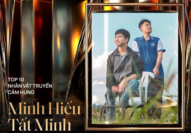 Vinh danh Top 10 nhân vật truyền cảm hứng của năm: Chị em Song Nhi xuất hiện khỏe mạnh trước công chúng - Ảnh 4.