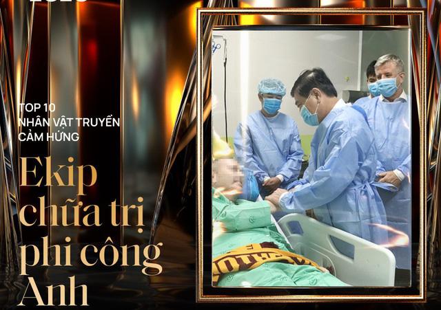 Vinh danh Top 10 nhân vật truyền cảm hứng của năm: Chị em Song Nhi xuất hiện khỏe mạnh trước công chúng - Ảnh 6.