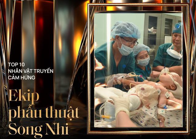 Vinh danh Top 10 nhân vật truyền cảm hứng của năm: Chị em Song Nhi xuất hiện khỏe mạnh trước công chúng - Ảnh 8.