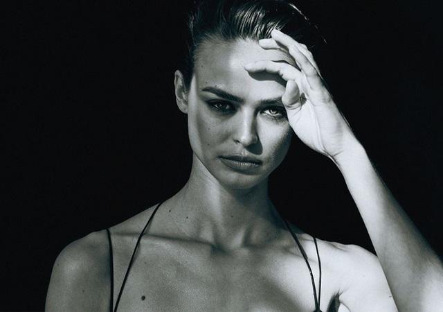 Birgit Kos siêu đẹp và cổ điển trên Vogue Ba Lan - ảnh 11