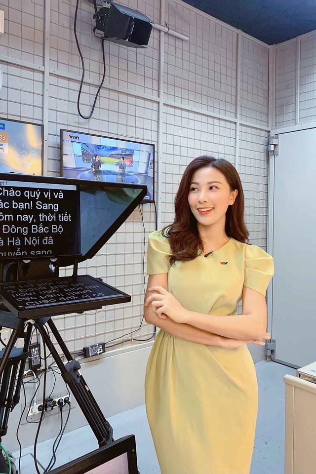 Quỳnh Hoa tạm biệt trường quay bản tin thời tiết sau 7 năm gắn bó - Ảnh 2.