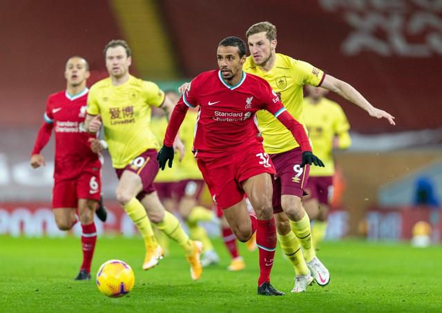 Thua Burnley tại Anfield, Liverpool nối dài mạch trận thất vọng - Ảnh 1.