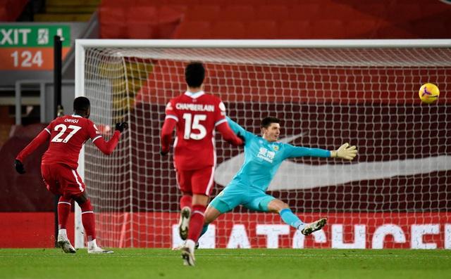 Thua Burnley tại Anfield, Liverpool nối dài mạch trận thất vọng - Ảnh 2.