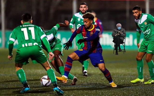 Vòng 1/16 Cúp Nhà vua Tây Ban Nha: Barcelona và Athletic Bilbao giành quyền đi tiếp - Ảnh 2.