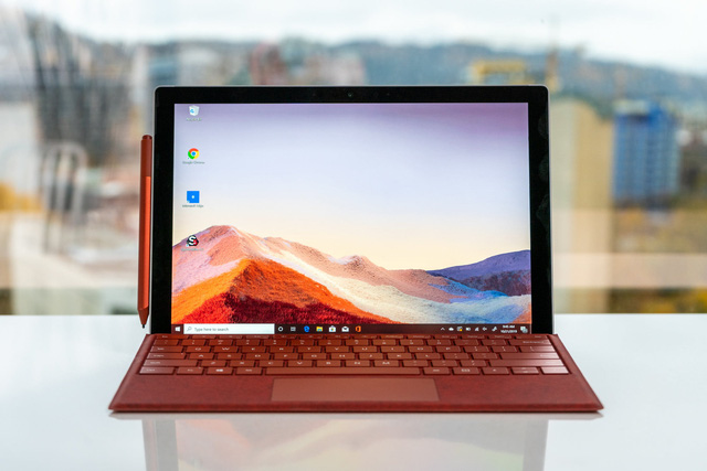 Surface Pro 7 có giá từ 24,99 triệu đồng - Ảnh 1.