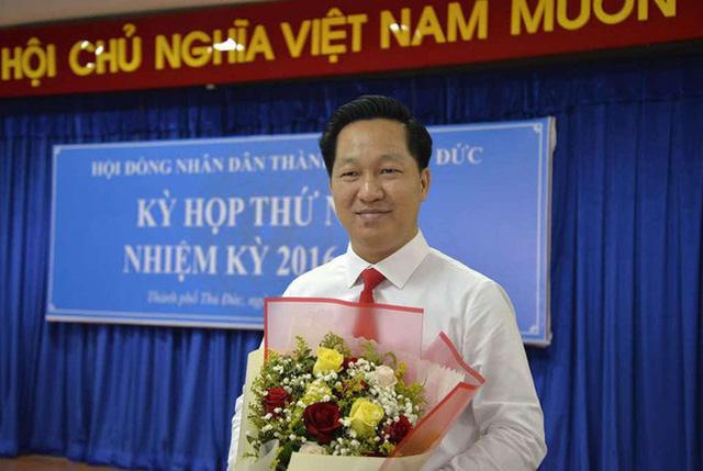 Ông Nguyễn Văn Hiếu làm Bí thư Thành ủy Thủ Đức - Ảnh 1.