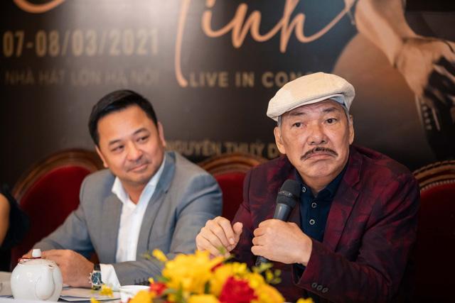 Nhạc sĩ Trần Tiến tái xuất, tự tin đủ sức đọ tay với thanh niên - ảnh 3