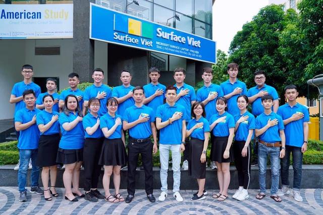 Surface Việt: Hệ thống bán lẻ laptop Microsoft Surface uy tín - Ảnh 3.