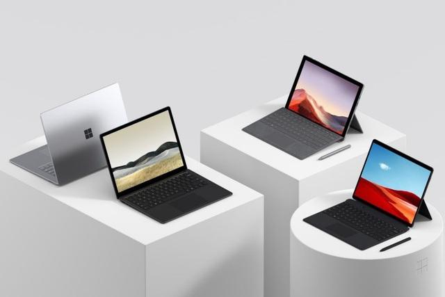 Surface Việt: Hệ thống bán lẻ laptop Microsoft Surface uy tín - Ảnh 4.