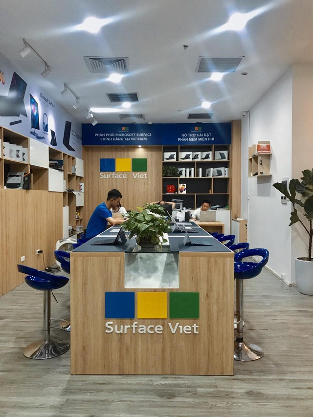Surface Việt: Hệ thống bán lẻ laptop Microsoft Surface uy tín - Ảnh 5.