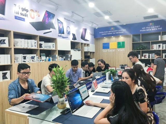 Surface Việt: Hệ thống bán lẻ laptop Microsoft Surface uy tín - Ảnh 2.