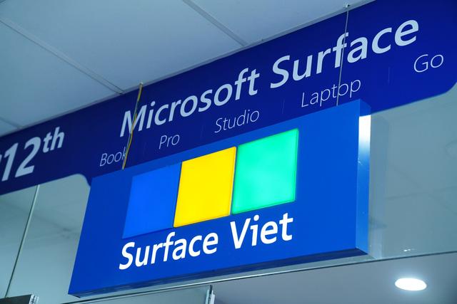 Surface Việt: Hệ thống bán lẻ laptop Microsoft Surface uy tín - Ảnh 1.