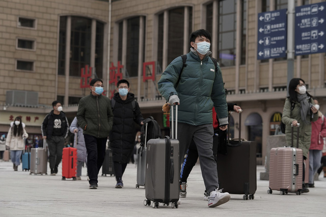 COVID-19 tấn công trung tâm Bắc Kinh và Thượng Hải, Trung Quốc - Ảnh 1.