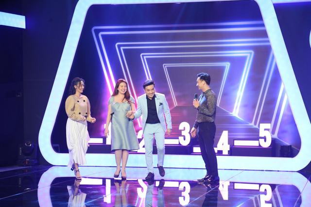 Vợ Dương Ngọc Thái bê bụng bầu 7 vượt mặt chơi gameshow vì nhớ nghề - Ảnh 3.