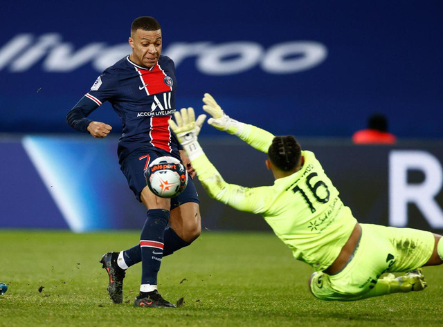 Mbappe đang thương lượng hợp đồng mới với PSG - Ảnh 2.