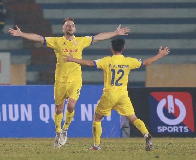 Vòng 2 LS V.League 1-2021: CLB Hải Phòng - CLB Nam Định (18h00 ngày 23/01) - Ảnh 1.