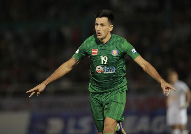 Vòng 2 LS V.League 1-2021: Topenland Bình Định - CLB Sài Gòn (17h00 ngày 23/01) - Ảnh 1.