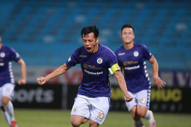 Quả bóng Vàng Việt Nam 2020 Nguyễn Văn Quyết giành danh hiệu VĐV tiêu biểu năm 2020 - Ảnh 2.