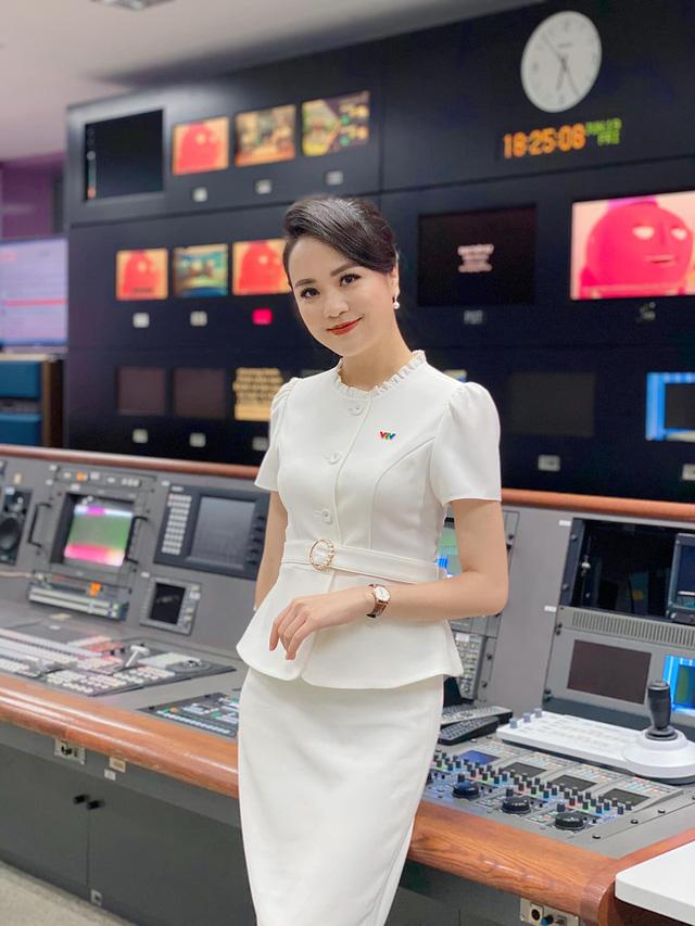 Nữ MC xinh đẹp mới toanh của bản tin Thời sự 19h - Ảnh 4.