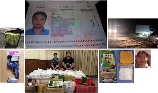 Trùm ma túy được mệnh danh là El Chapo của châu Á sa lưới - Ảnh 1.