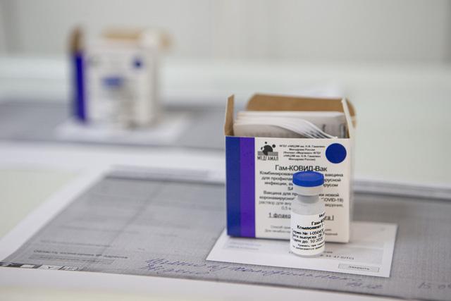 Nga ký thỏa thuận sản xuất vaccine Sputnik V với Thổ Nhĩ Kỳ - Ảnh 1.