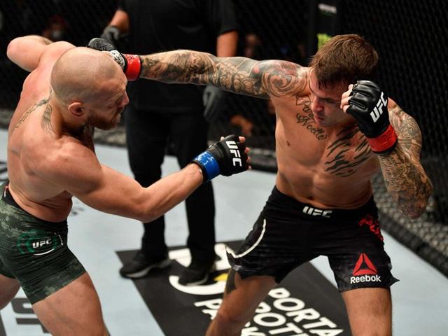 McGregor bị hạ knock-out chóng vánh trong ngày tái xuất - Ảnh 2.