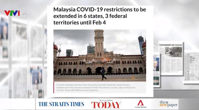 Malasia trước nguy cơ rơi vào tình trạng phong tỏa kéo dài không có điểm cuối - Ảnh 1.