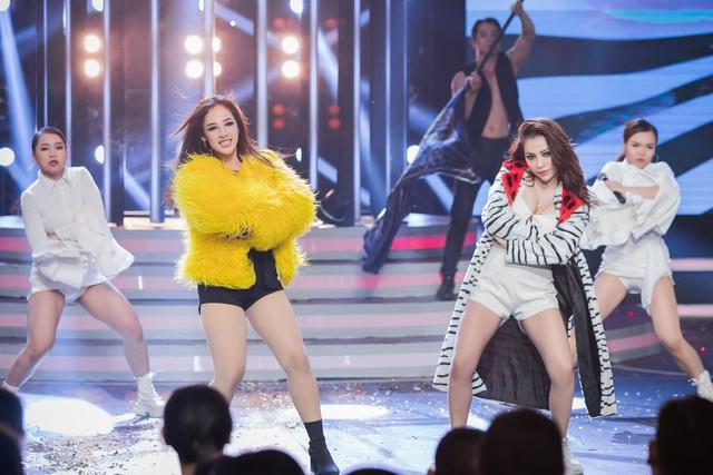 """Hòa Minzy """"comeback"""" khoe giọng đỉnh cao cùng Lynk Lee - Ảnh 5."""