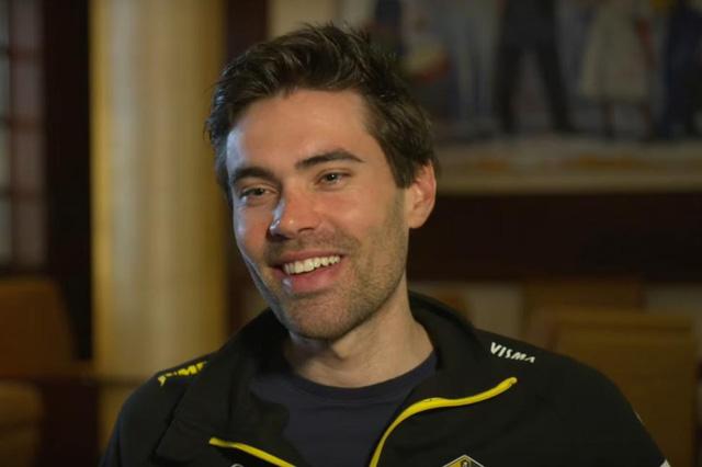 Tom Dumoulin bất ngờ tuyên bố chia tay với sự nghiệp xe đạp - Ảnh 1.