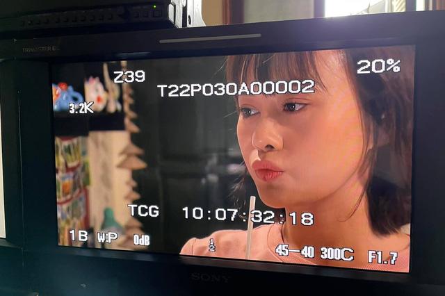 Phương Oanh mang hơi hướng nam tính trong phim mới - Ảnh 7.