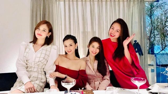 Lã Thanh Huyền hội ngộ nhóm chị em trong Tình yêu và tham vọng - Ảnh 3.